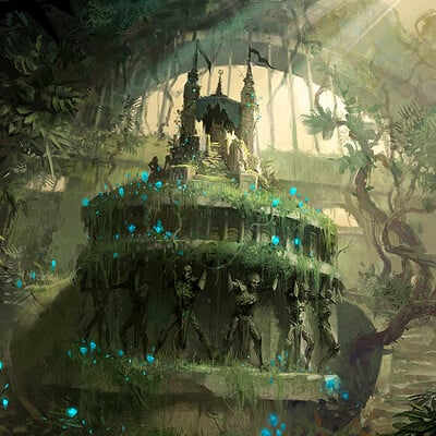 Svetlin velinov overgrown tomb