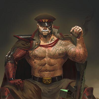 Sax irfan warlord done