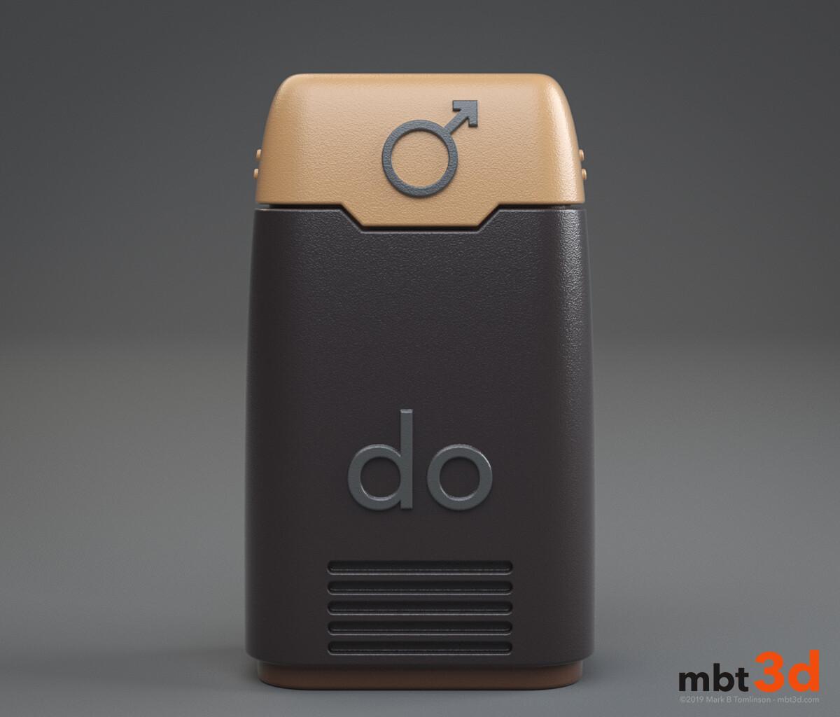 d o: deodorant