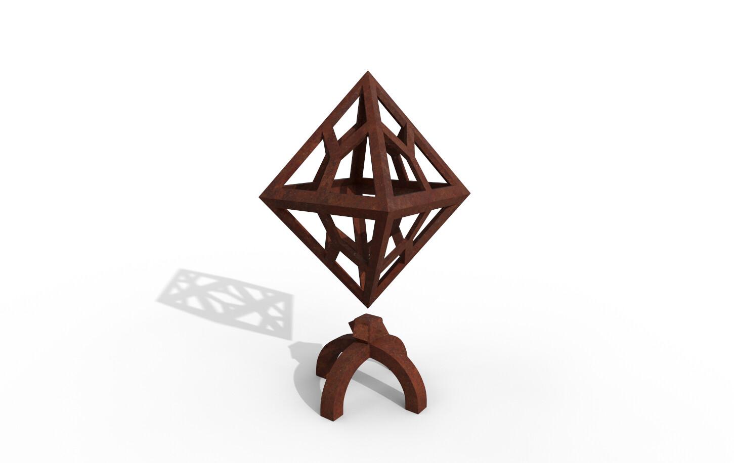 Joseph moniz cube001m