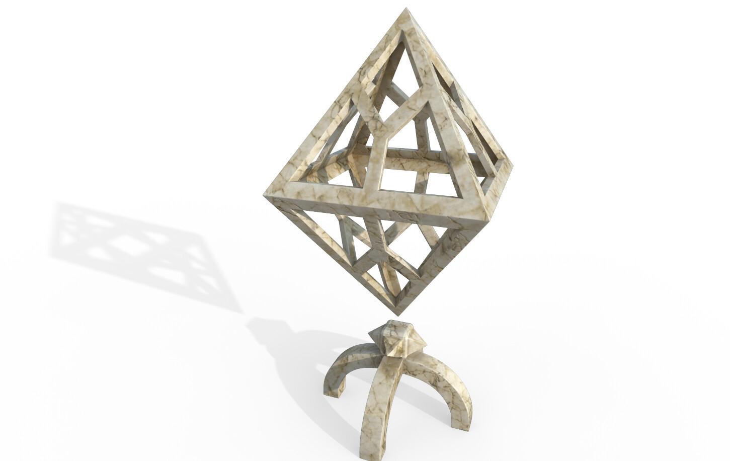 Joseph moniz cube001g