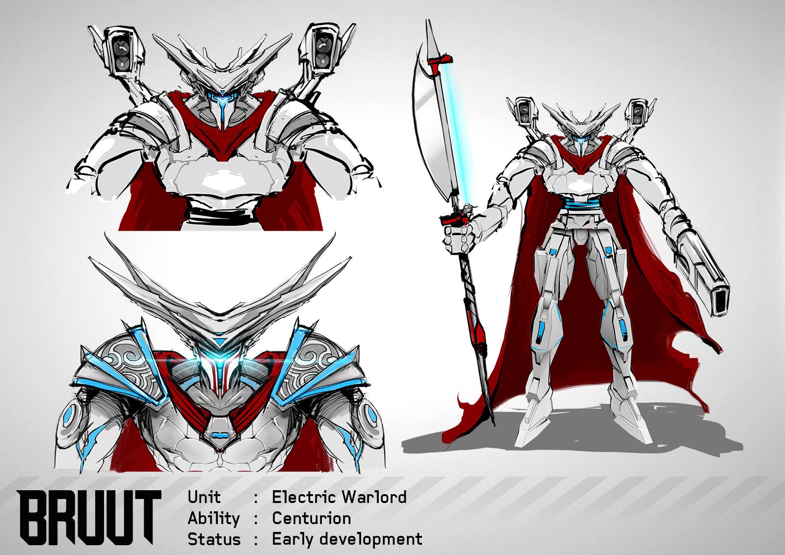 Stijn windig warlord ion 01