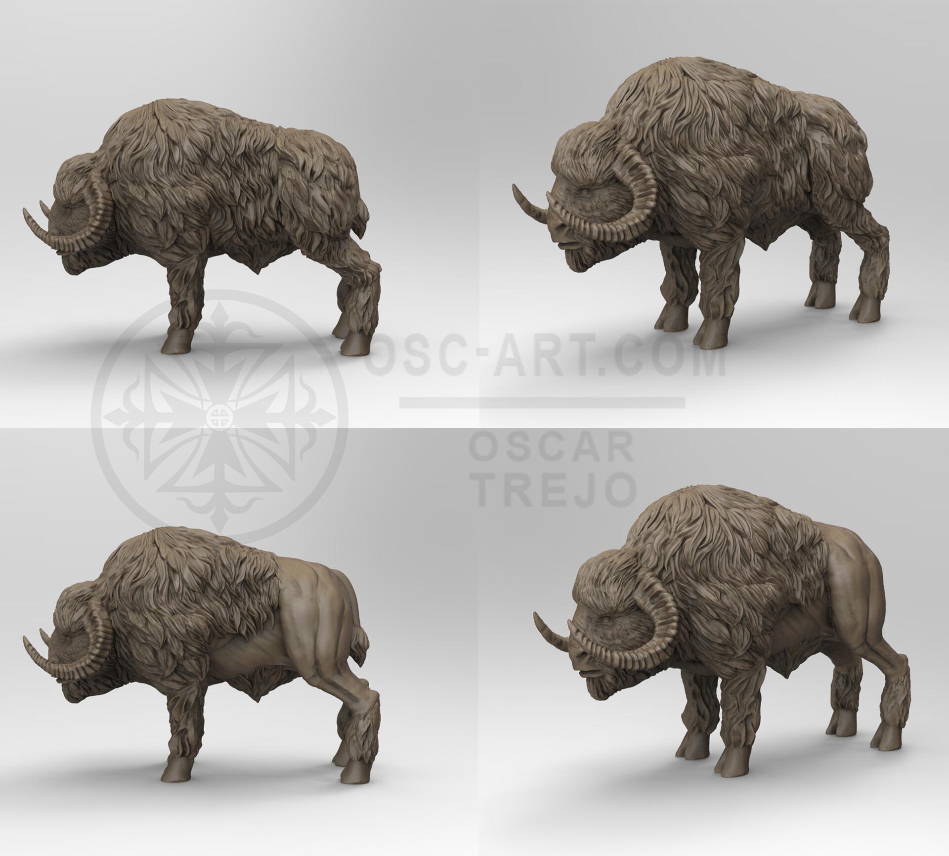 Oscar trejo buffalo2