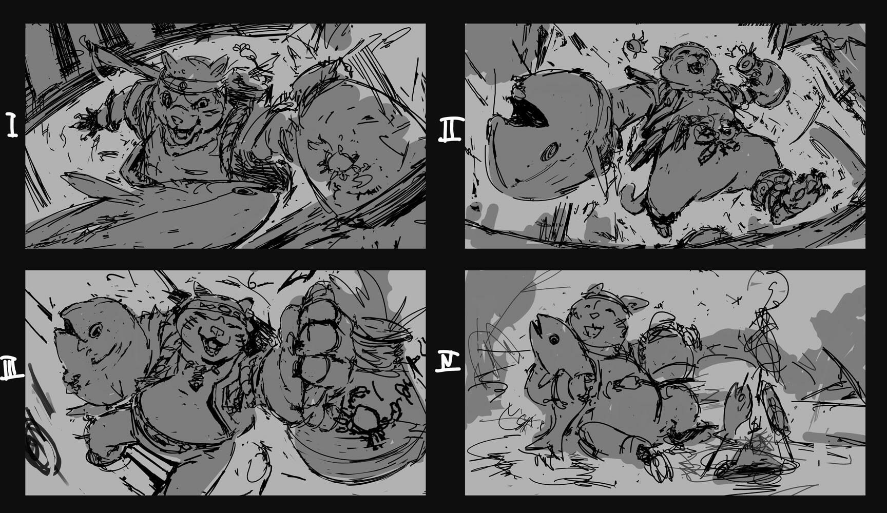 Devin platts bacchus fatcat sketches