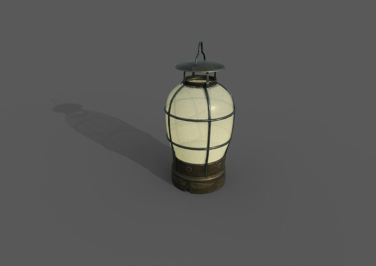 Adam vickerstx lamp