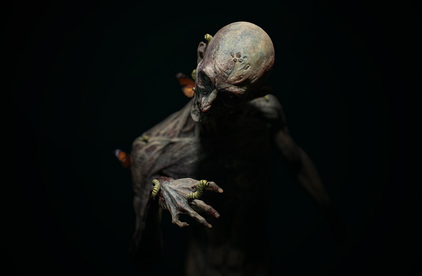 Pablo munoz gomez pmg substance source zombie dark render02