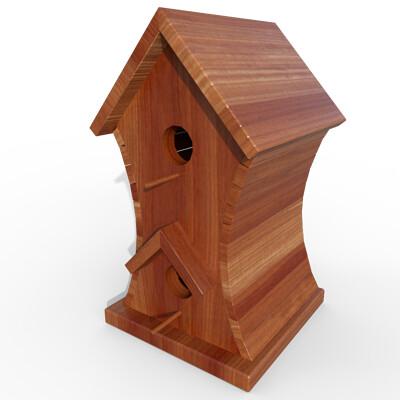Joseph moniz birdhouse003a