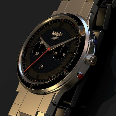 Milpix watch v9