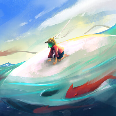 Rcsr 0309 ruk s journey into the sea