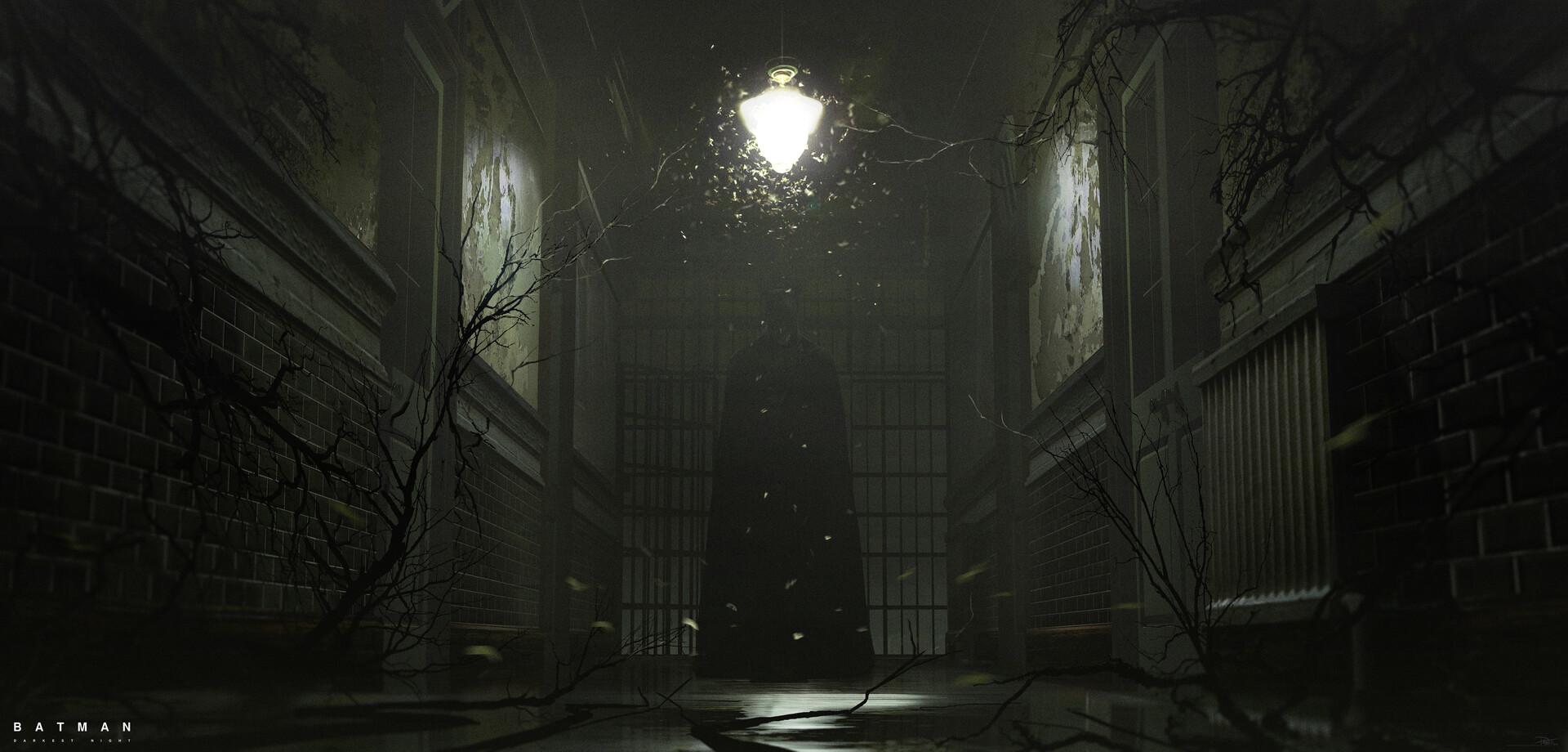 David paget corridor 1