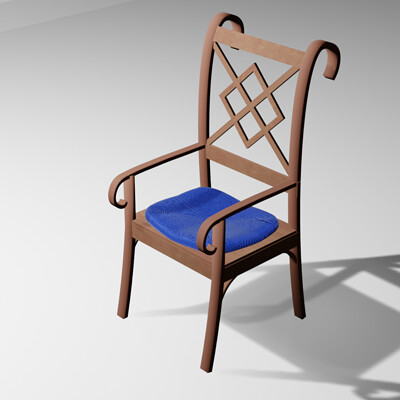 Tim holmes wooden chair for art station and reviews