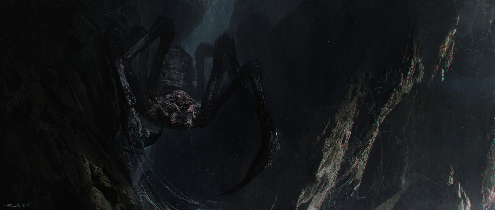 Ungoliant, The Gloomweaver