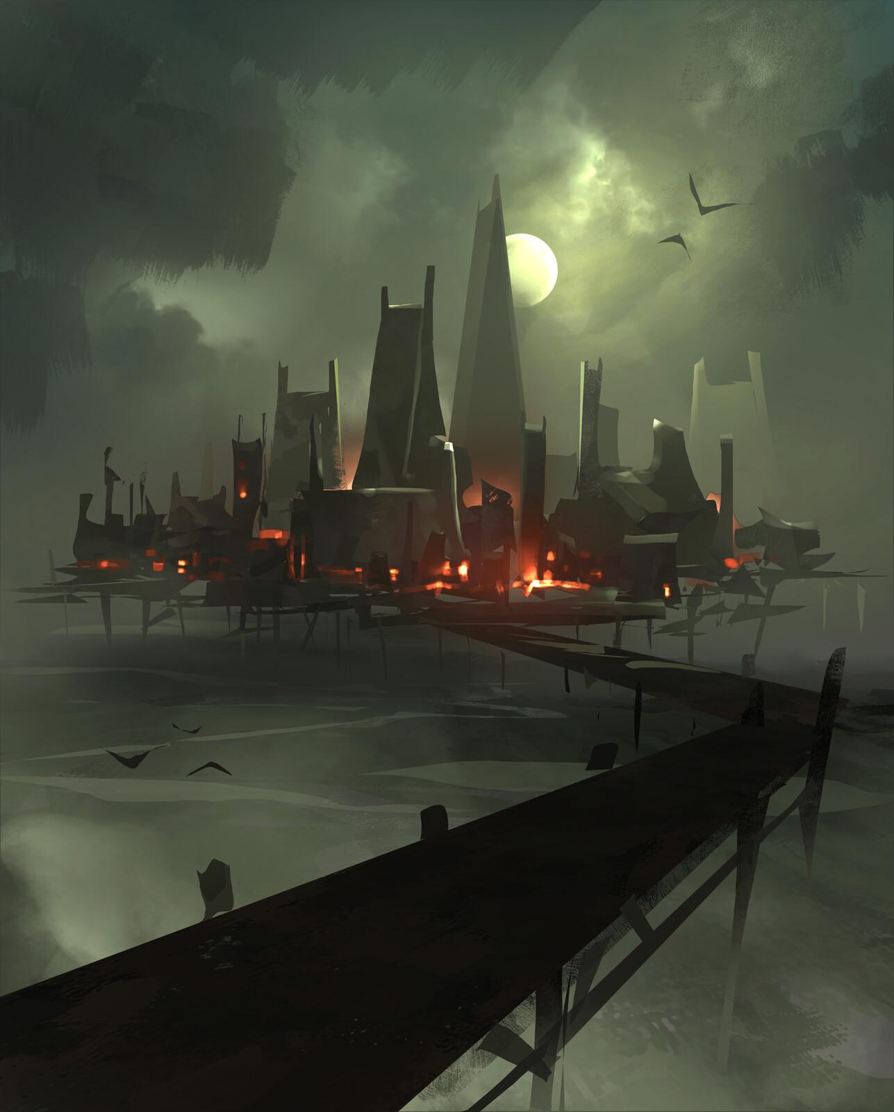30 min_Swamp City