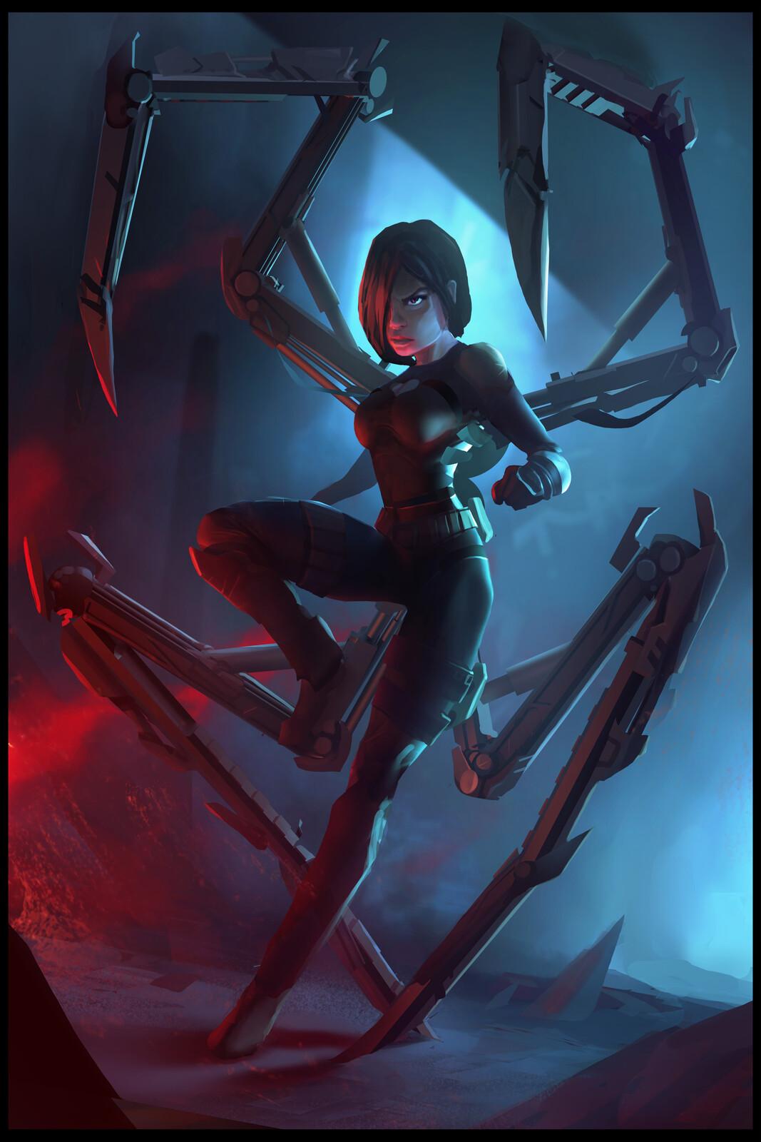 Specter Ops: Agent Spider