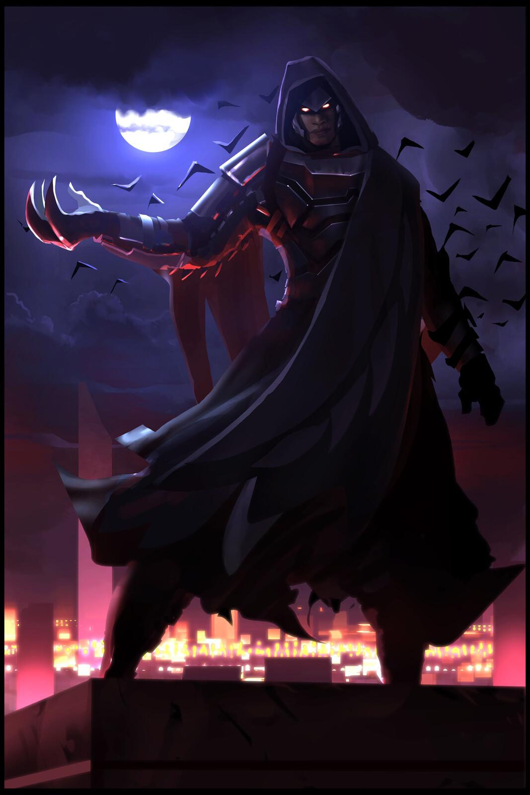 Specter Ops: Agent Raven