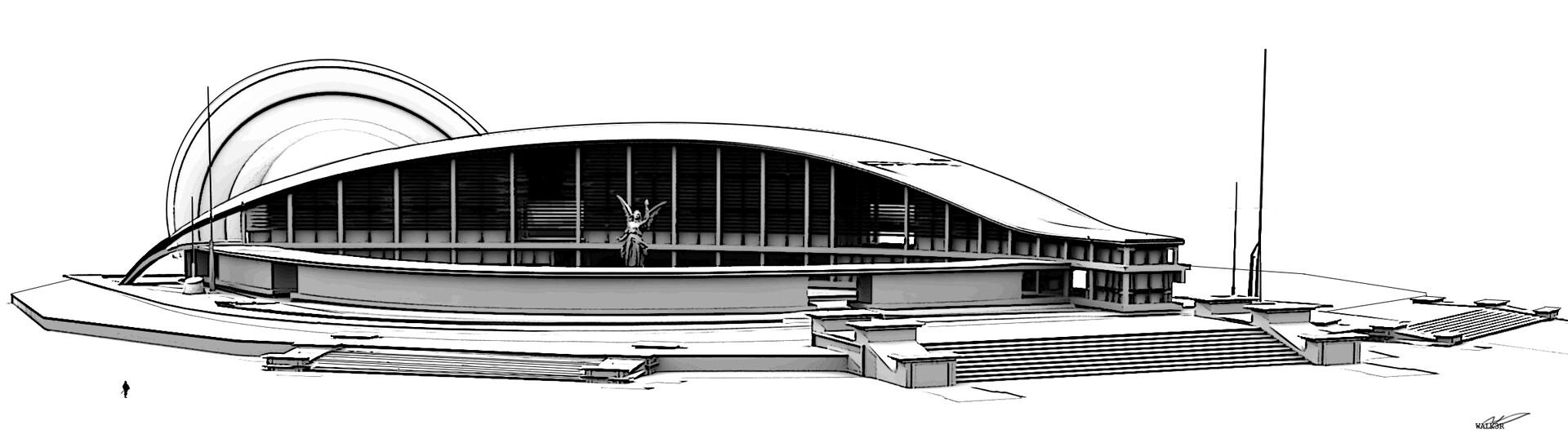 World Building/Exploration- Luciana (2089)