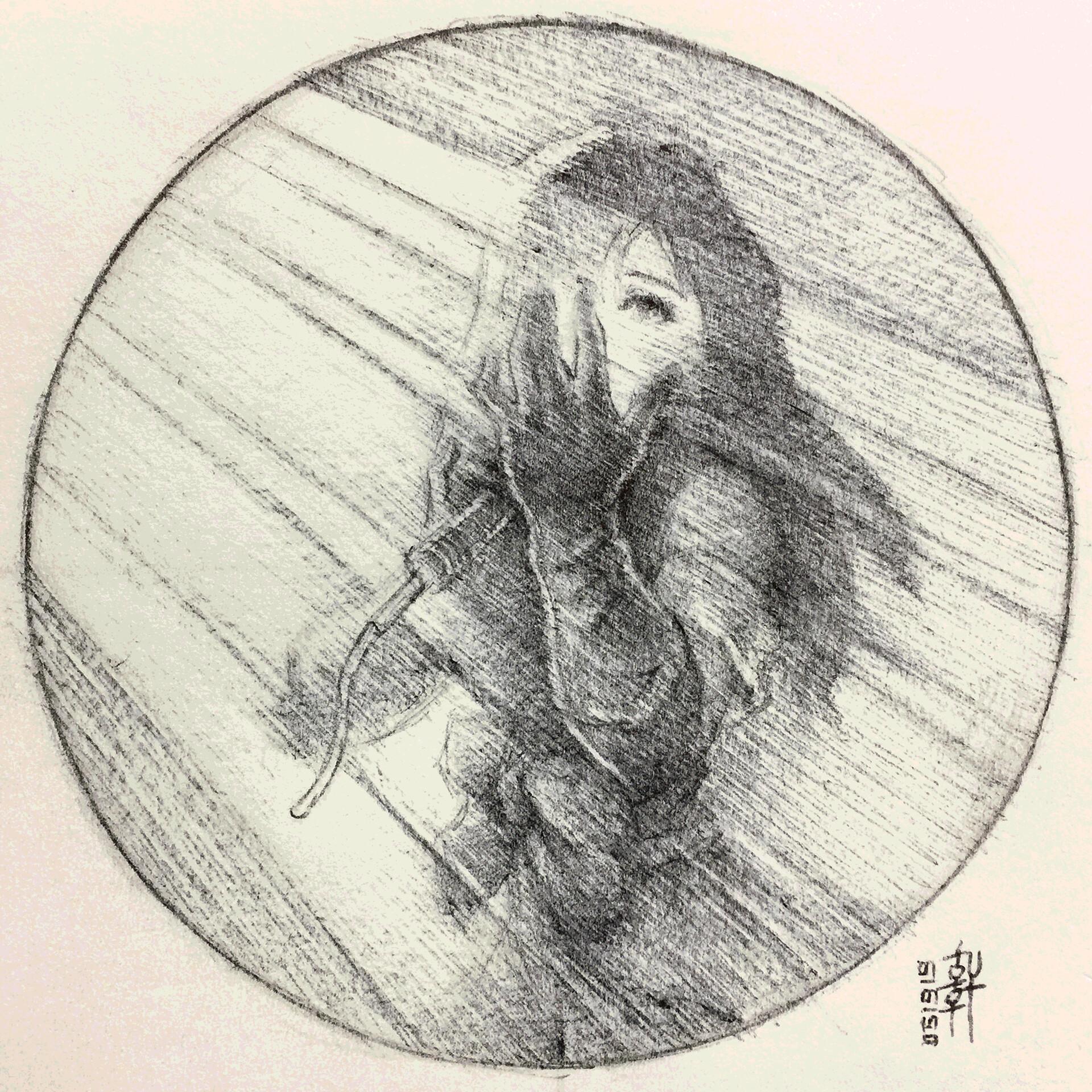 Remember Love - Sketch