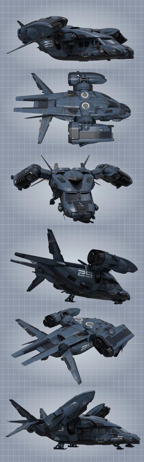 NovA29R 's concept