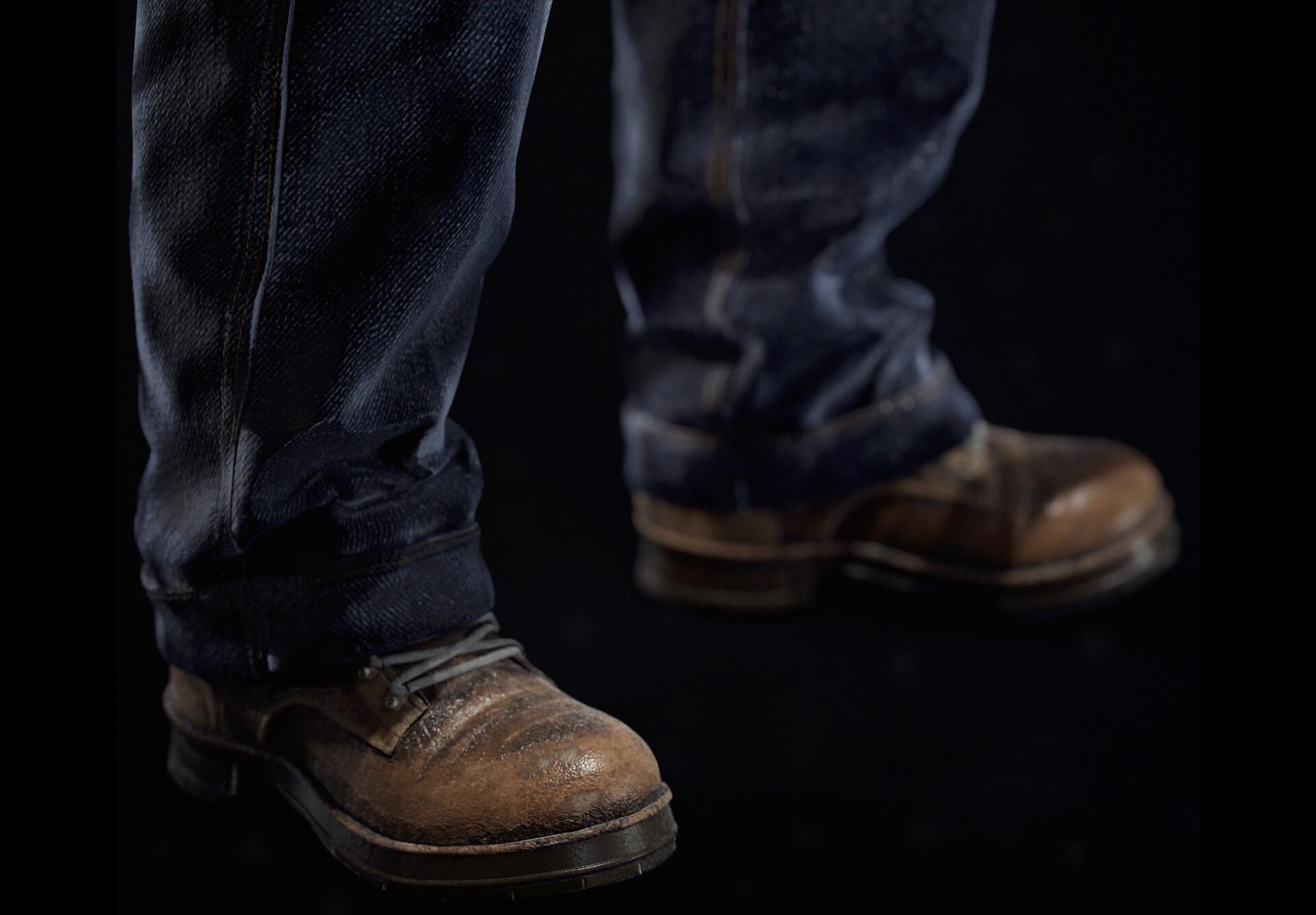 Antone magdy shoe