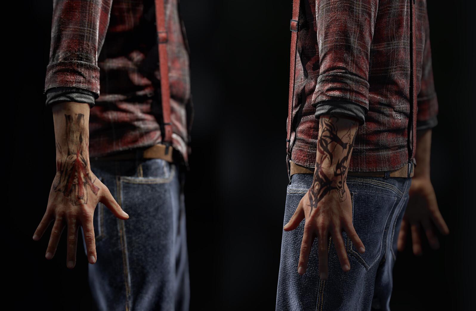 Antone magdy hands