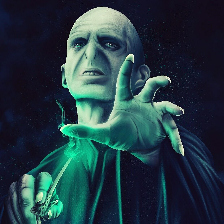 ArtStation - Lord Voldemort..., Killyan Gradelle