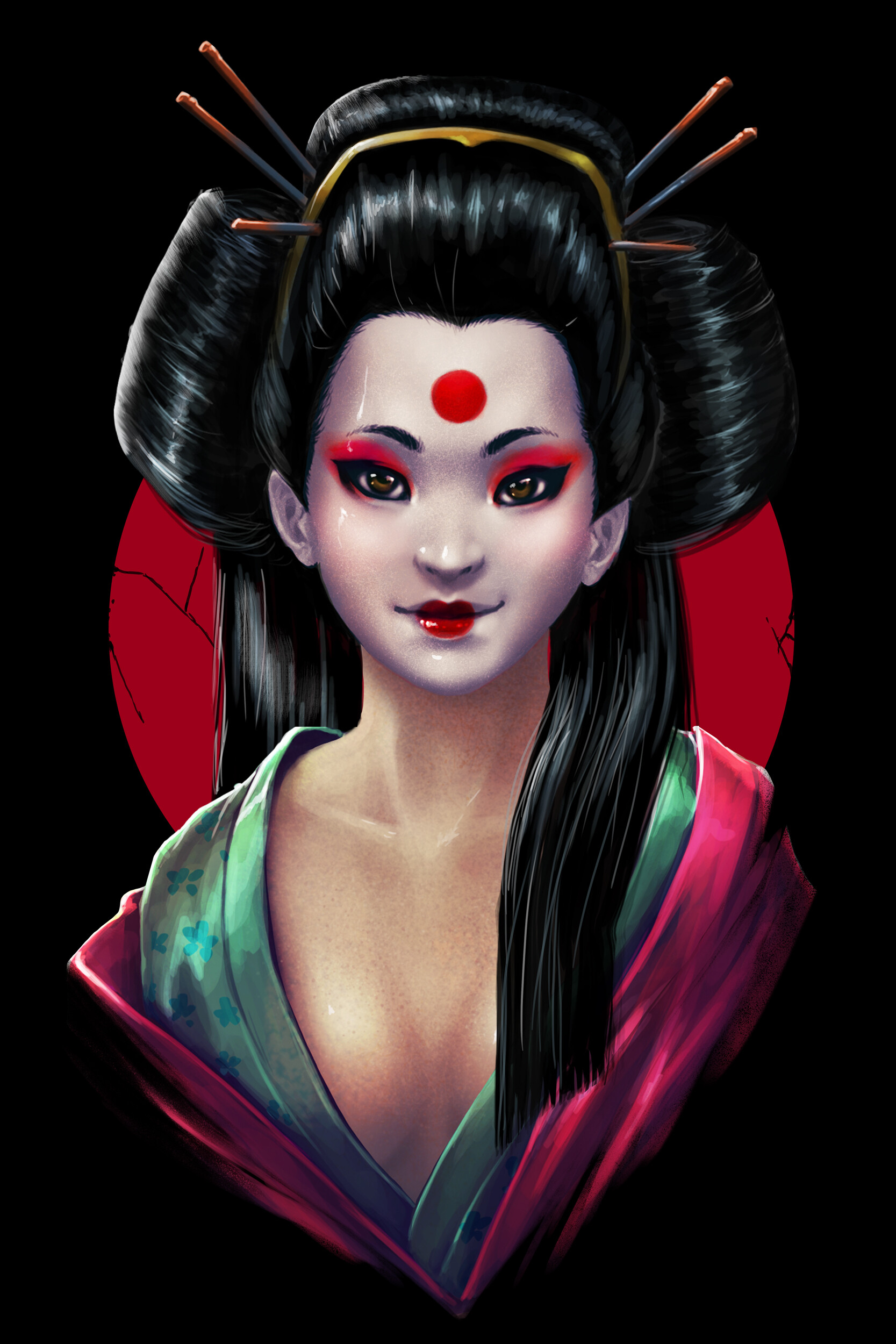 Kaithzer morejon rokurokubi face