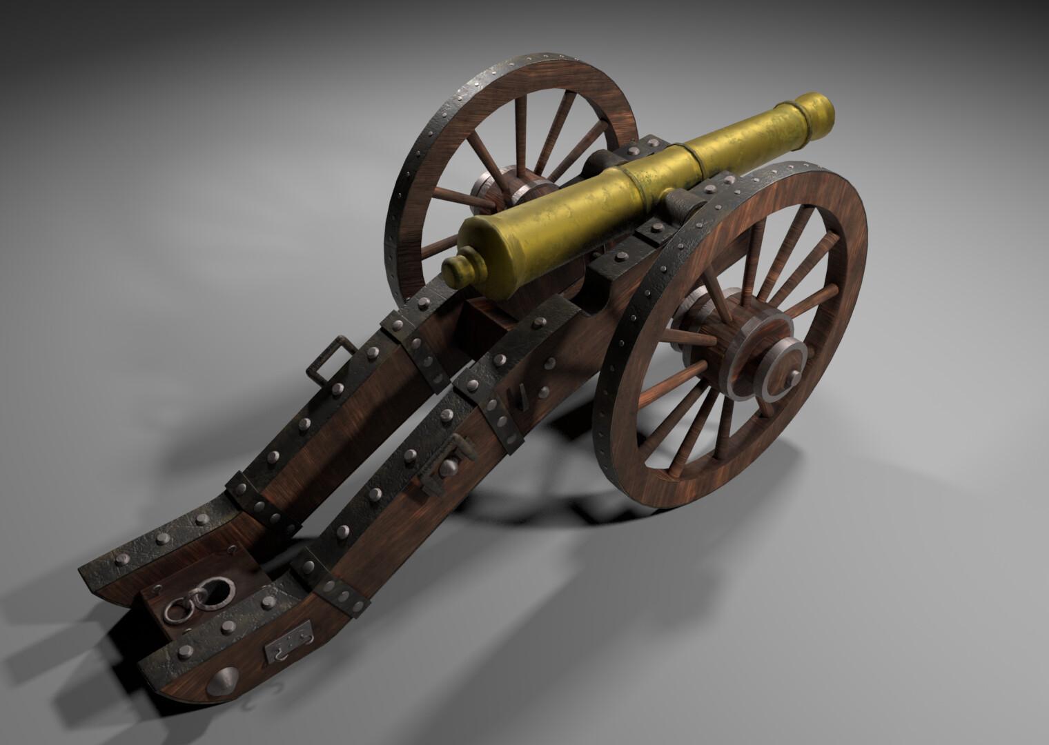 Edward konovalov cannon 4