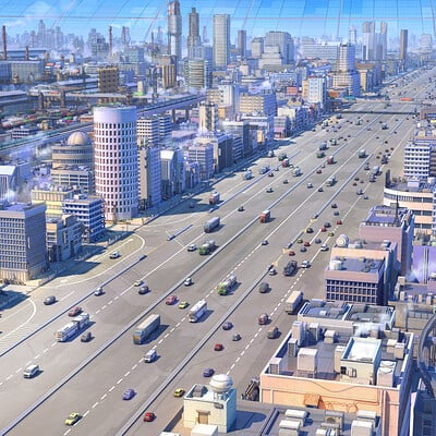 Arseniy chebynkin mechanical cityv1