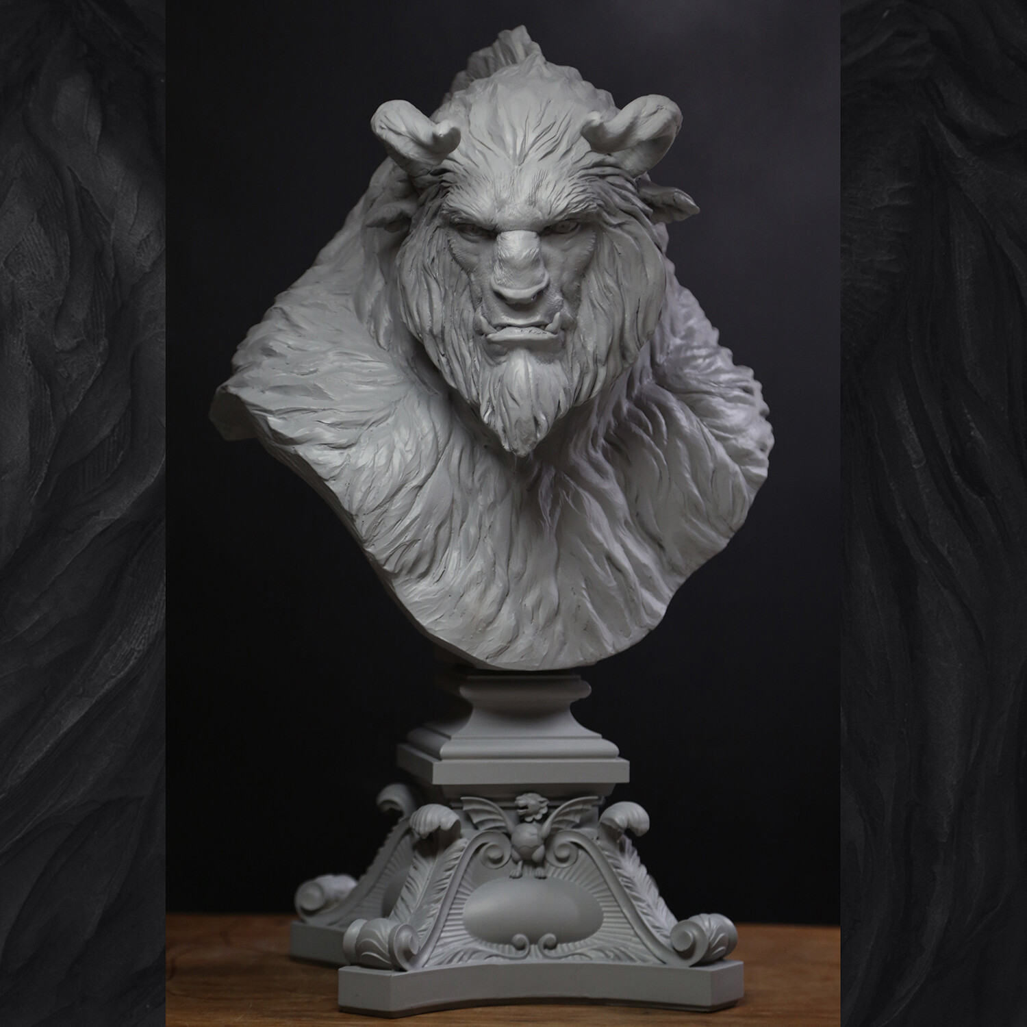 Beast (Collectible Bust)
