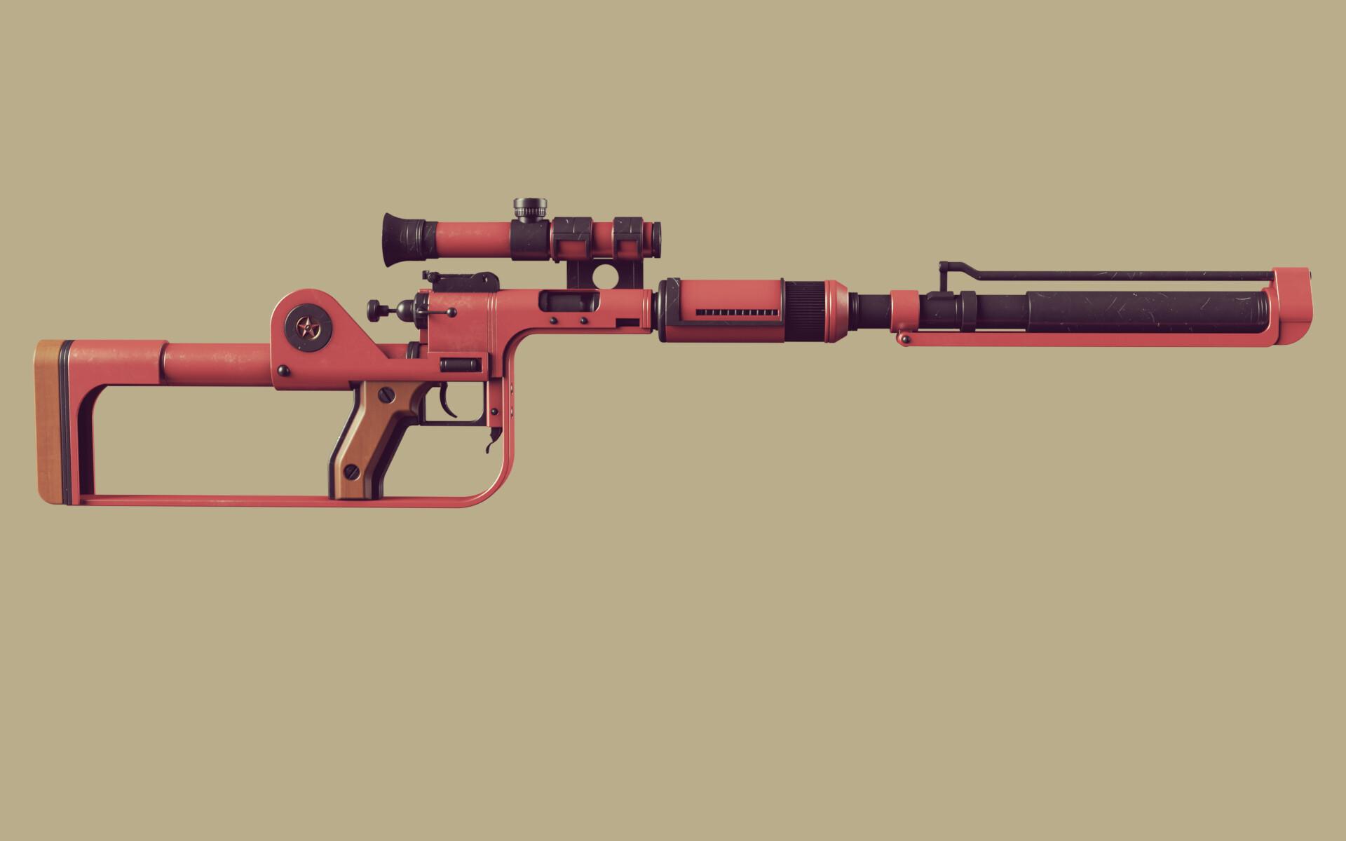 Ben nicholas bennicholas weapon prospekt sniperrifle 01