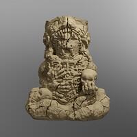 ArtStation - Tyranid Hive Fleet Project - Printable Scenery Set