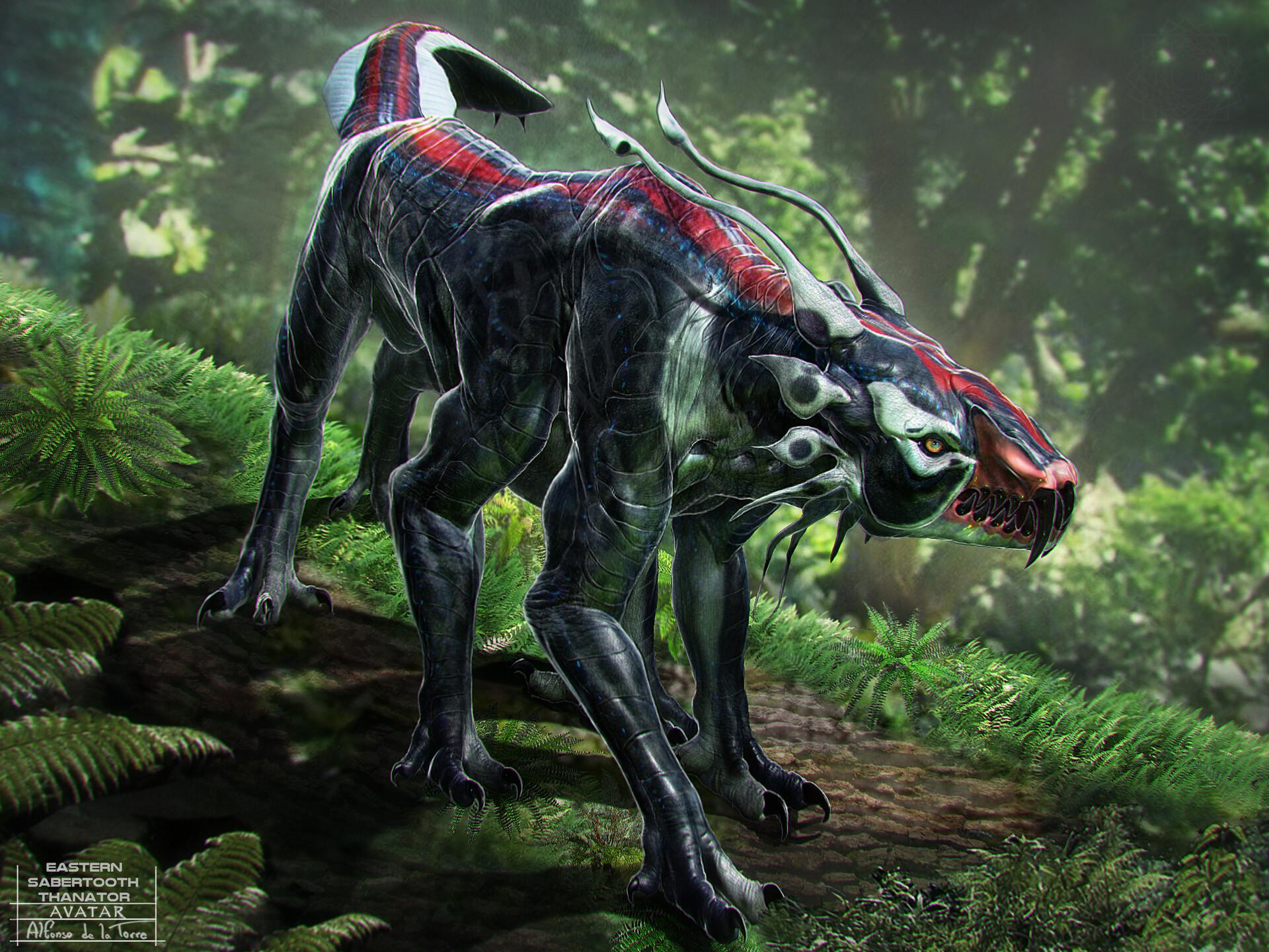 эффект картинки инопланетный волк нее есть