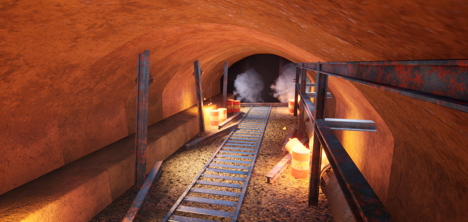 Tunnel Environment