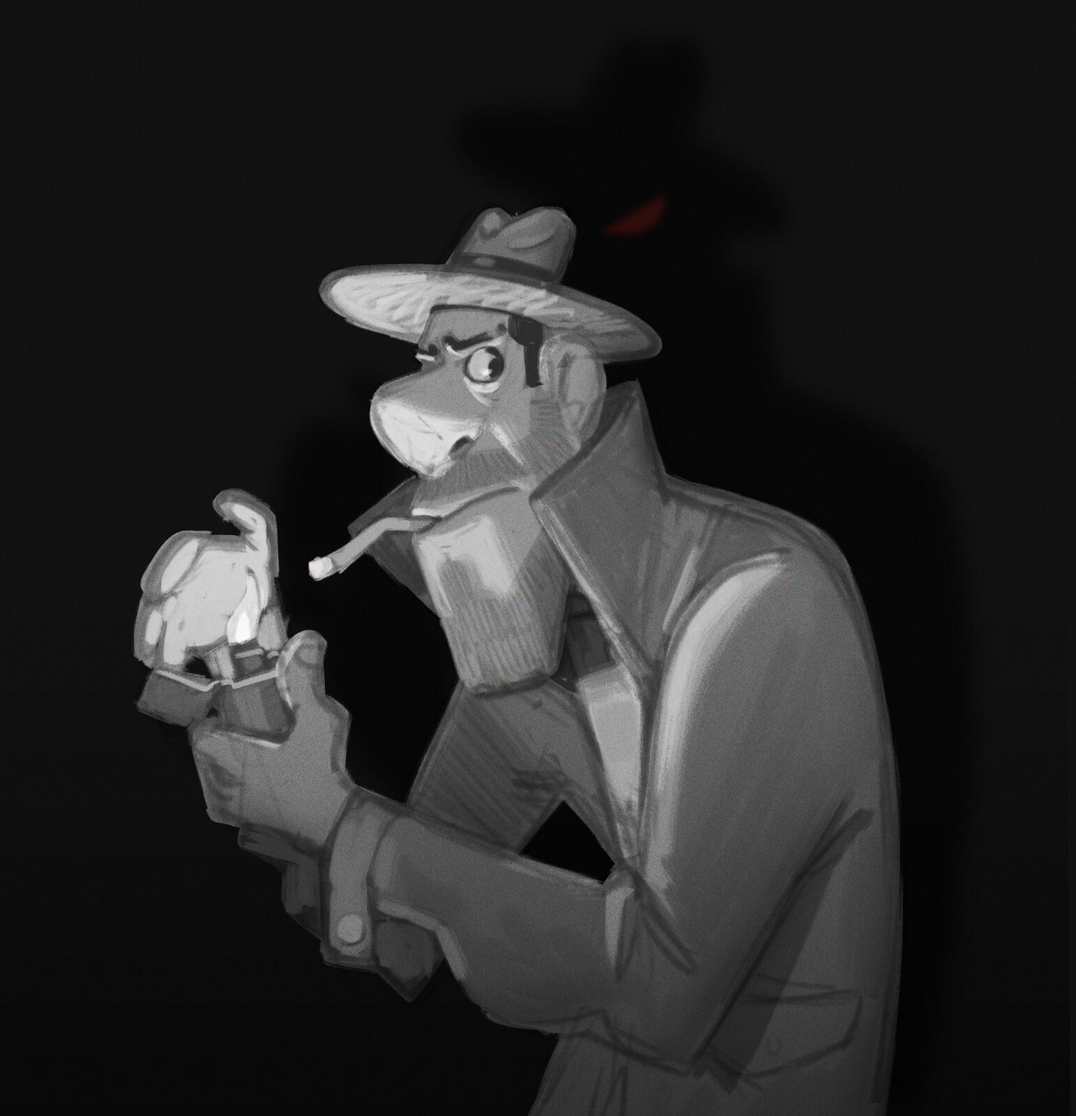 Noir Detective