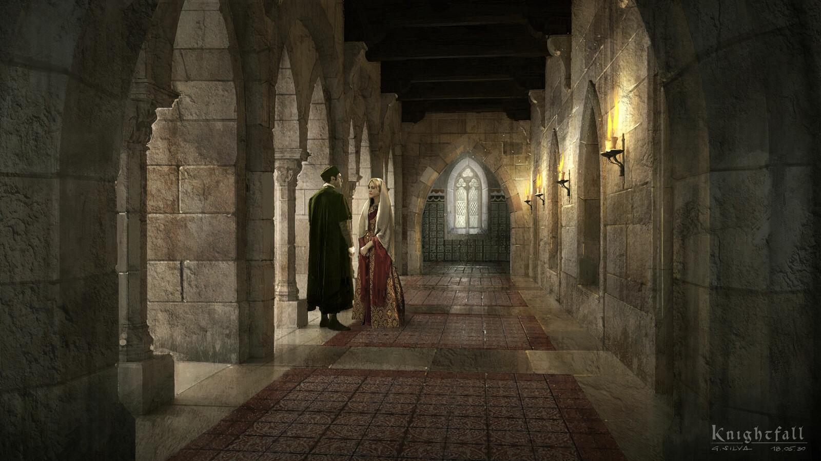 Mainhall Hallway