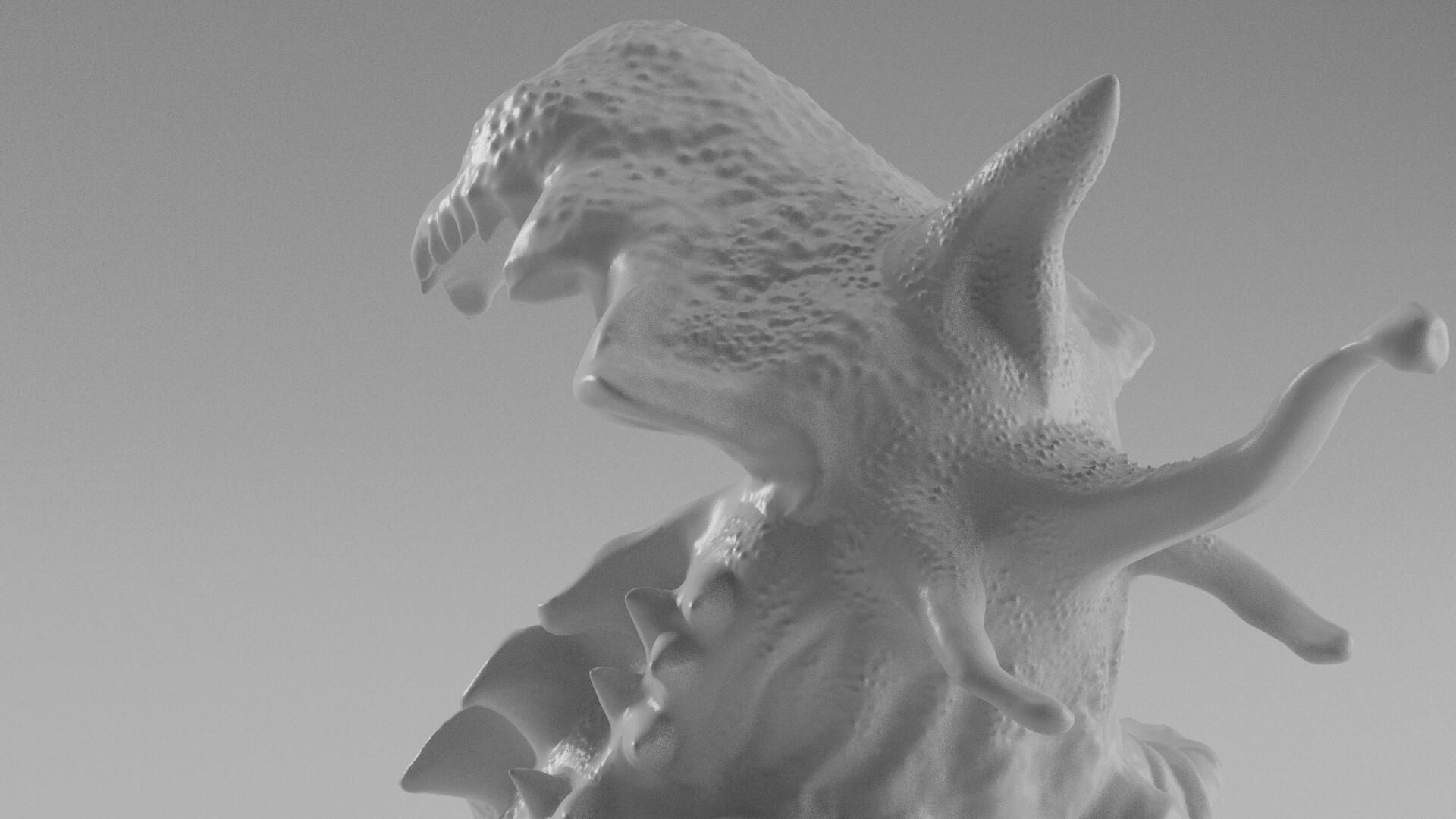 ArtStation - Nepenthe - Talisman Character, Adrian Marcisz