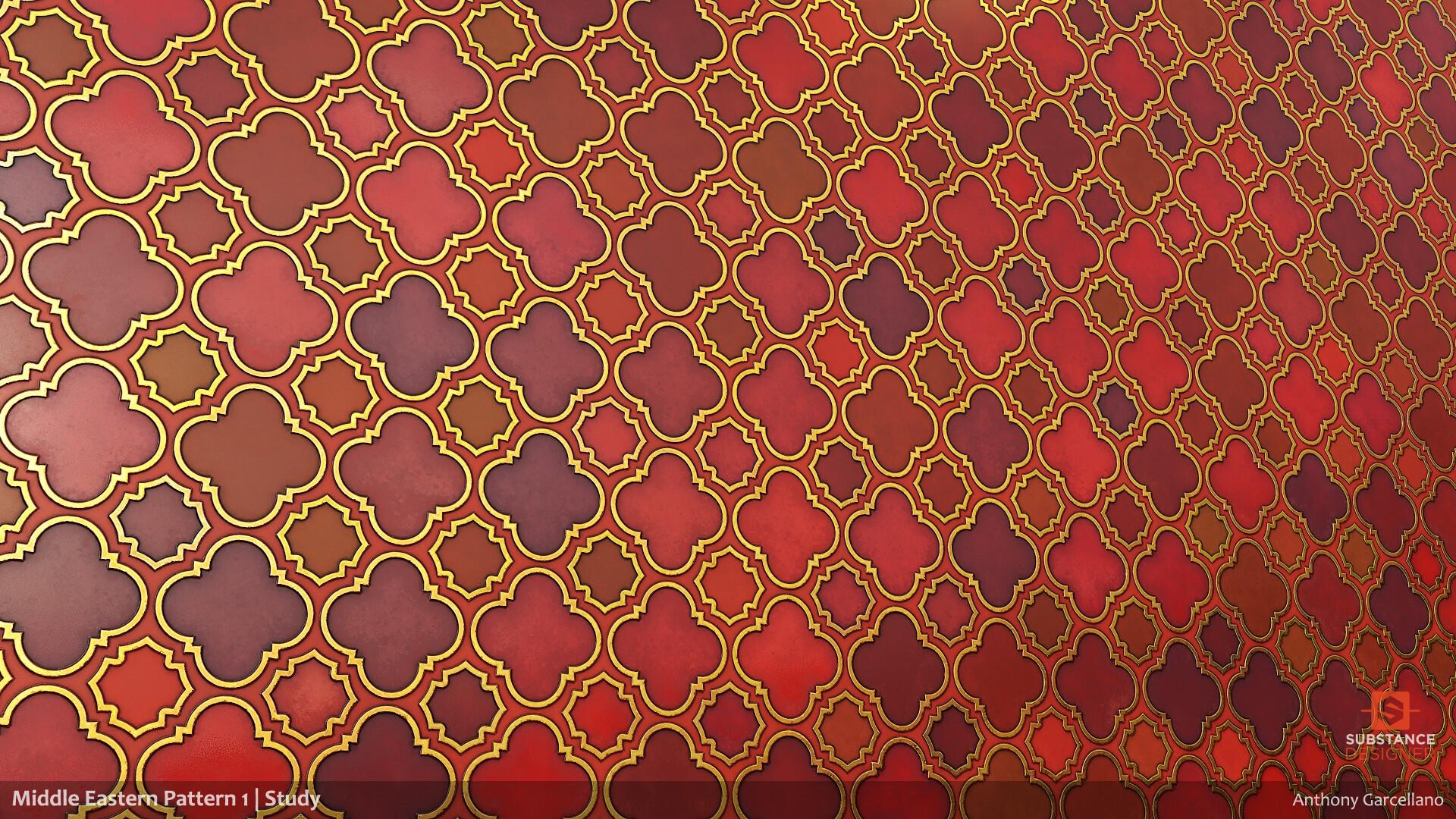 Anthony garcellano middleeasternpattern1 tile anthonygarcellano