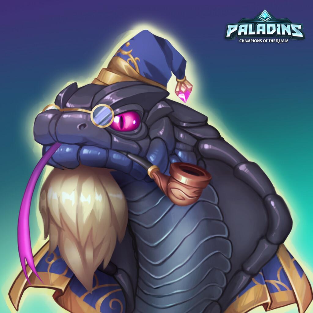 Mal'damba snake avatar
