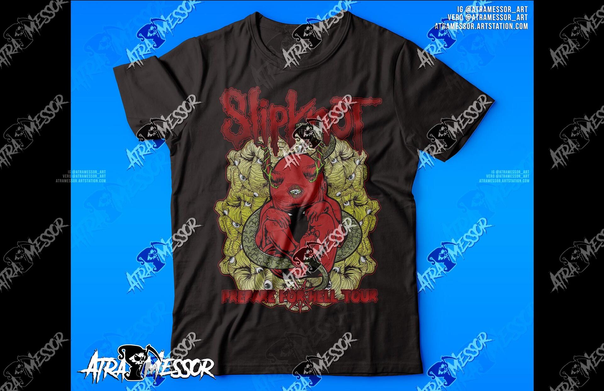 Slipknot Shirt (unused)