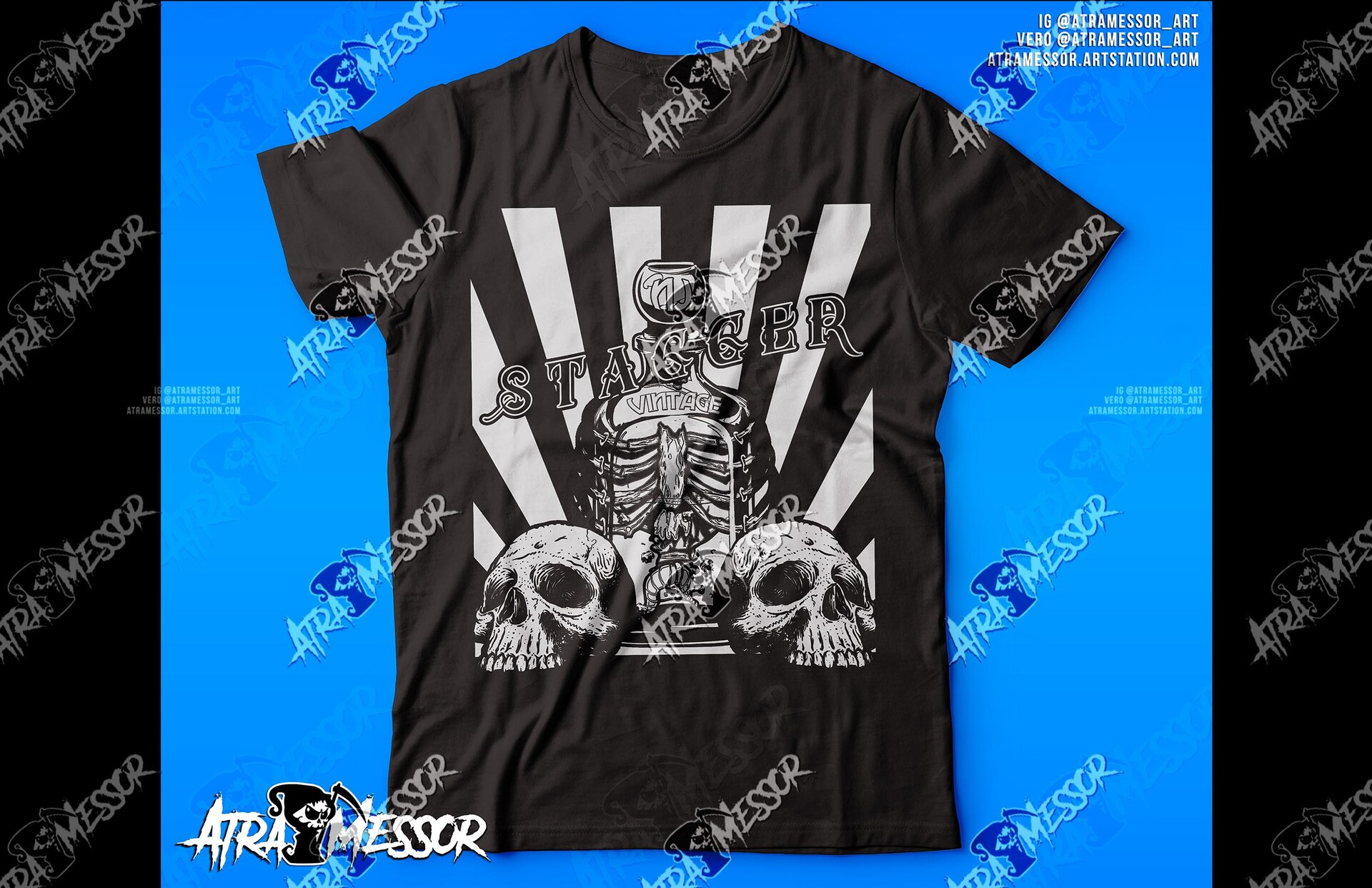 Stagger Shirt