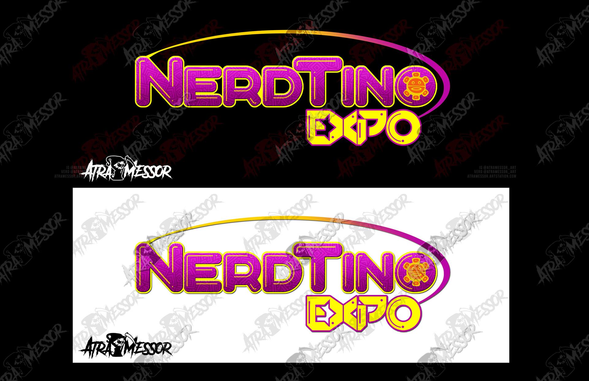 Nerdtino Expo Logo (commission)