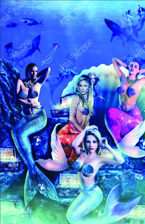 Playmate Mermaids SFW for Scaretactix grafix