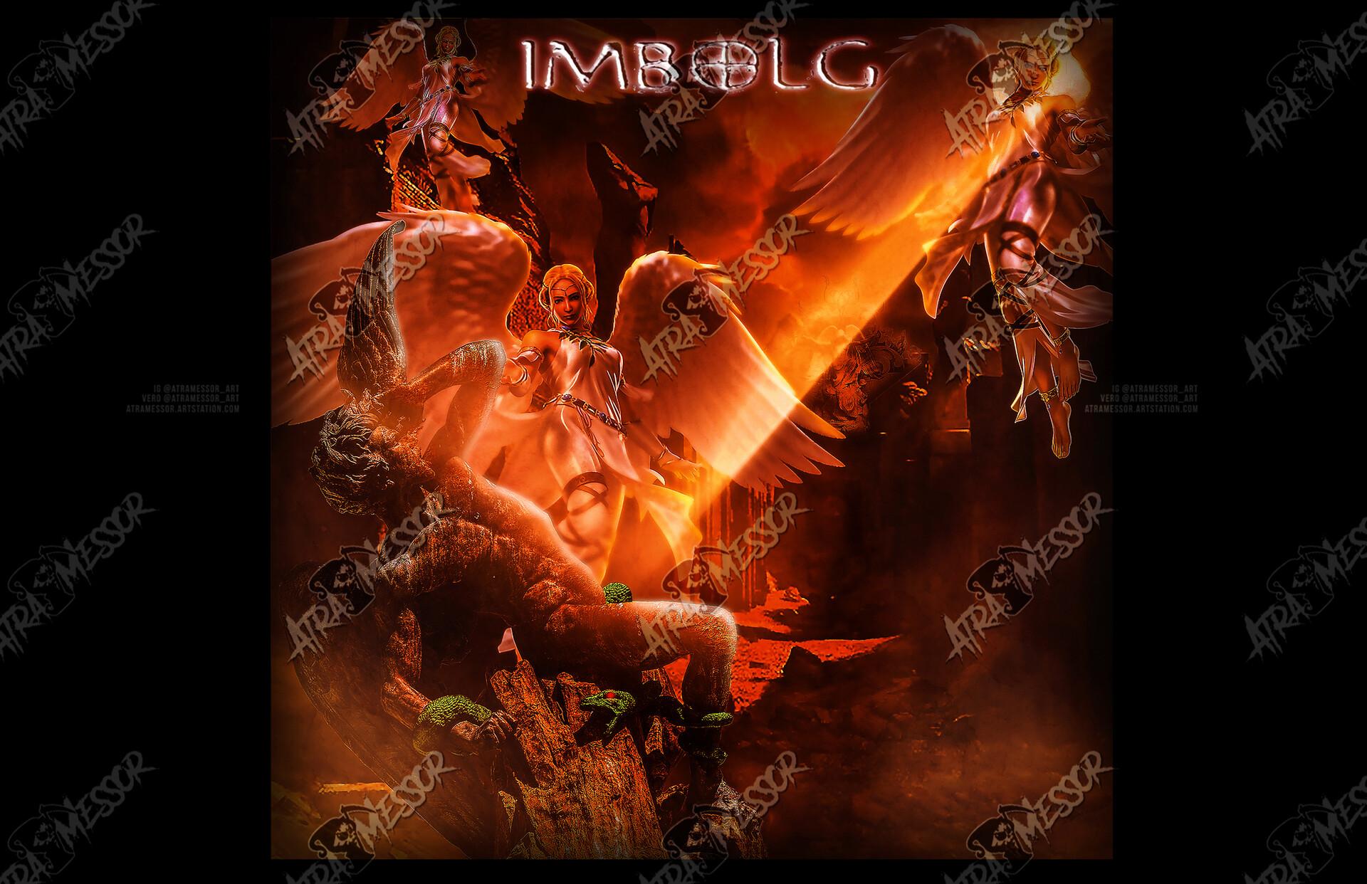 Imbold Sorrows Album Art
