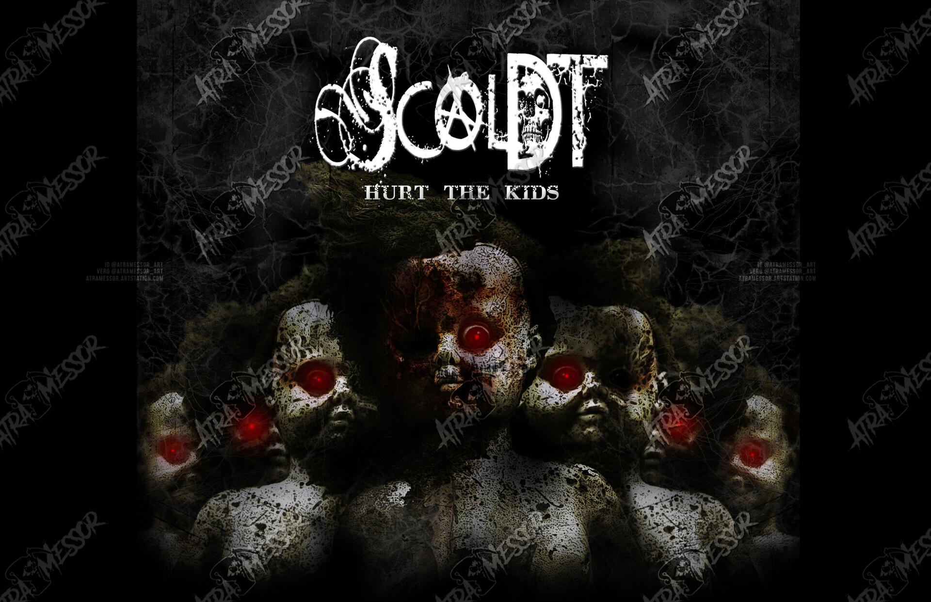 Scoldt Hurt the Kids Album Art