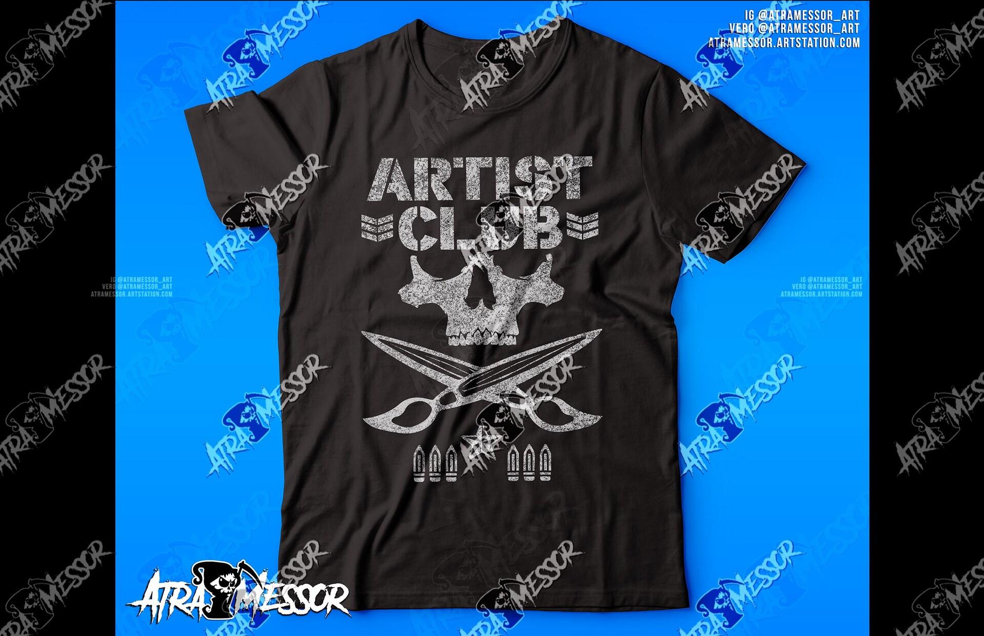 """Artist Club """"Deep Six"""""""
