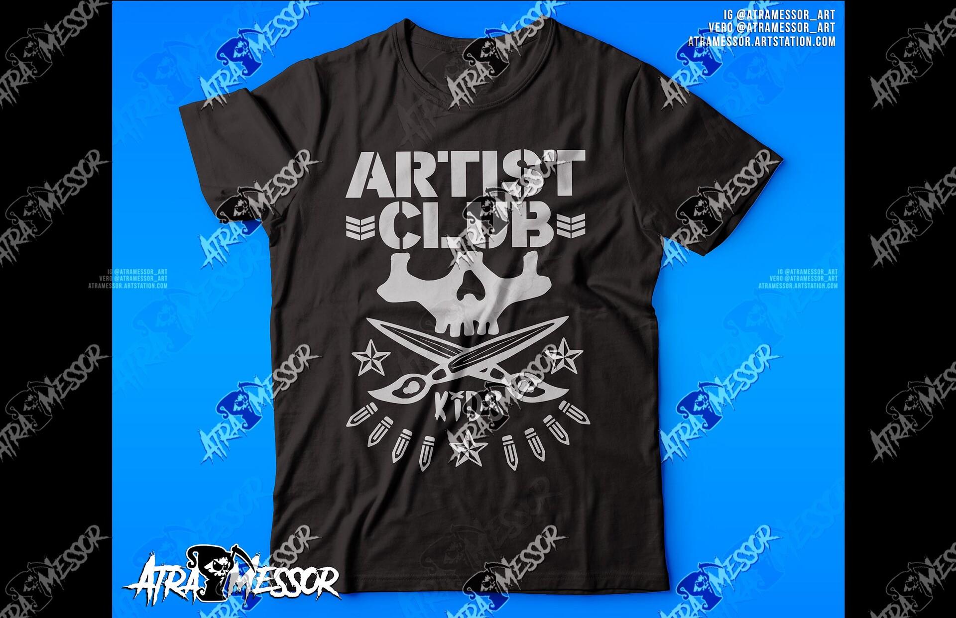 "Artist Club ""toon"" (kids edition)"
