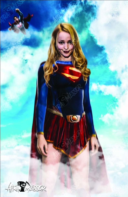 Supergirl (Dove Cameron)