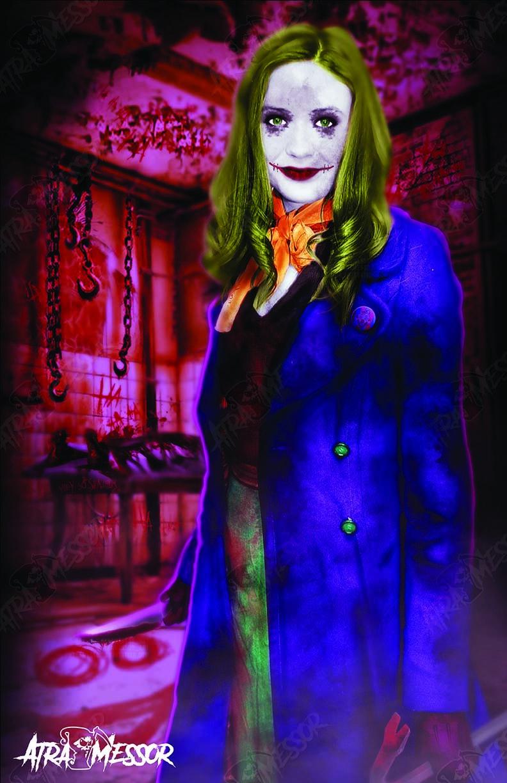 Martha Wayne Joker (Karen Gillian)