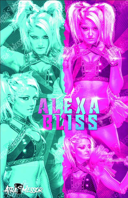 Alexa Bliss Harley