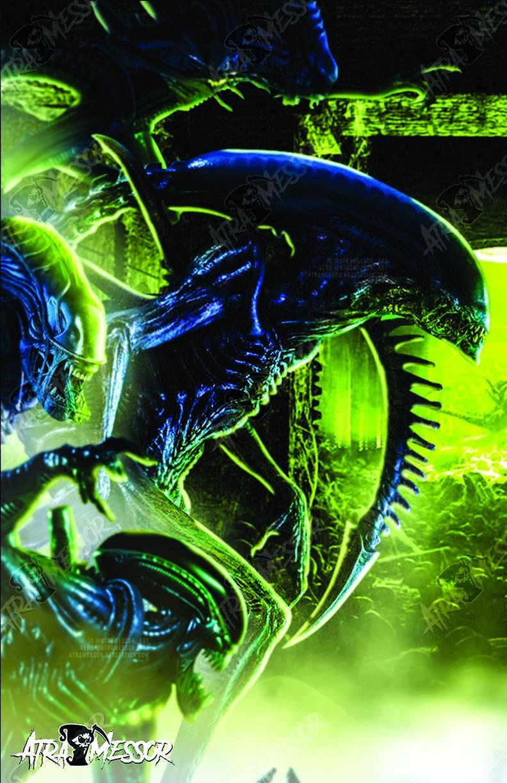 Jay peralta alien side